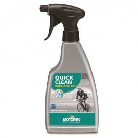 Motorex Quick Clean nettoyant pour cycles 500 ml