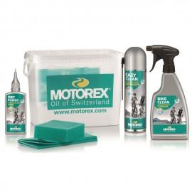 Motorex Bike Cleaning Kit seau