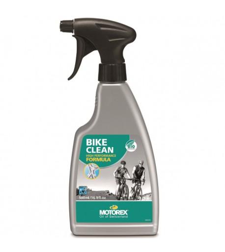 Motorex Bike Clean nettoyant pour cycles Vaporisateur 500 ml