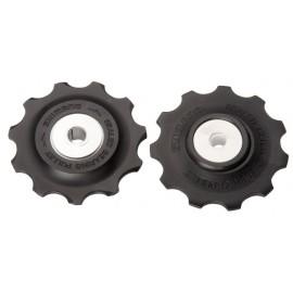 Shimano XTR 14 roulettes de dérailleur SET