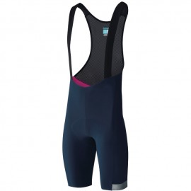 Shimano Men Evolve Bib Shorts navy