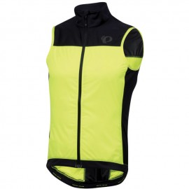 PEARL iZUMi PRO Barrier Lite Vest screaming yellow