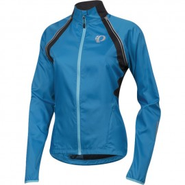 PEARL iZUMi W ELITE Barrier Convertible Jacket atomic blue black