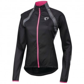 PEARL iZUMi W ELITE Barrier Convertible Jacket black smoked pearl