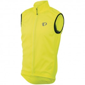 PEARL iZUMi ELITE Barrier Vest screaming yellow
