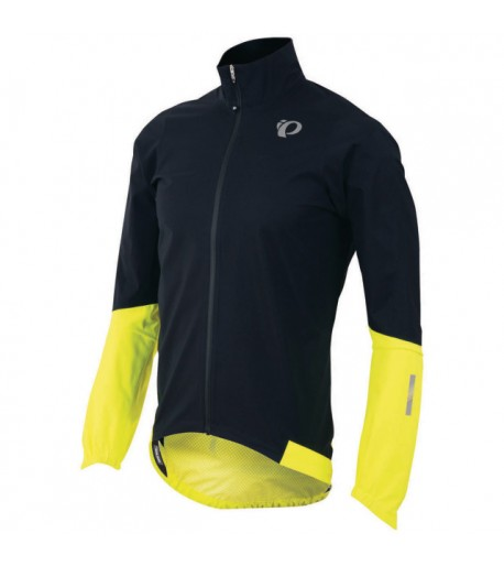 PEARL iZUMi ELITE Pursuit WxB Jacket black screaming yellow