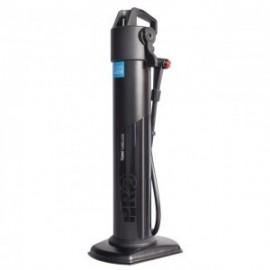 PRO Pompe à pied Compressor Team Tubless noir